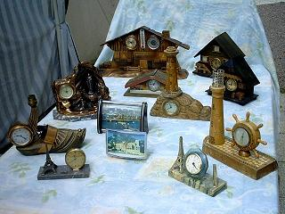 collection souvenirs